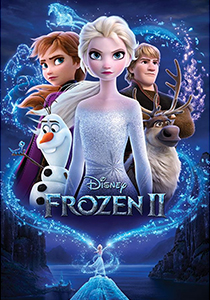 Frozen II Cine Center Lupo